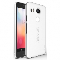 Ringke Slim Frost Alb Husa Google Nexus 5x 2015 +