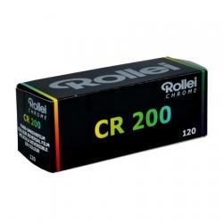 Rollei Chrome Cr 200 120 - Film Diapozitiv Color L
