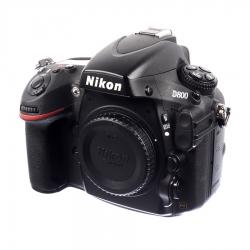 Sh Nikon D800 Body + Grip Phottix Bg-d800m - Sh 12