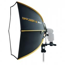 Smdv Speedbox-60 - Softbox Hexagonal Blit Extern