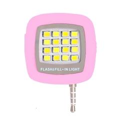 Star Lampa Led Pentru Smartphone Cu Conector Jack