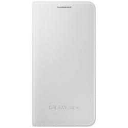 Samsung Ef-wg386bwegeu - Husa Agenda Pentru Galaxy Core 4g - Alb