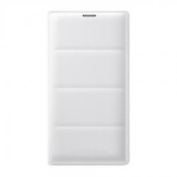 Samsung Galaxy Note 4 Flip Wallet - Husa De Protectie  White