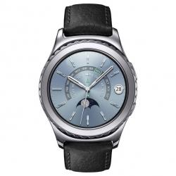 Samsung Gear S2 R7320 Classic - Smartwatch  Platin