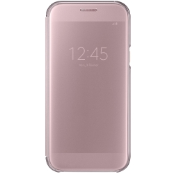 Samsung Husa Agenda Clear View Samsung Galaxy A5 2017  Roz