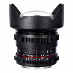 Samyang 14mm T3.1 Ed As If Umc Ii - Cine Lens Cano