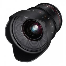 Samyang 20mm T1.9 Ed As Umc Vdslr - Nikon