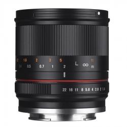 Samyang 21mm F/1.4 Fujifilm X Negru