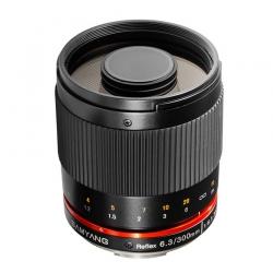 Samyang 300mm F6 3 Reflex Sony E Black Rs125006561