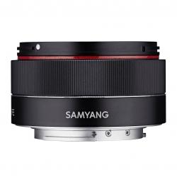 Samyang 35mm F2.8 Af - Montura Sony Fe  Negru