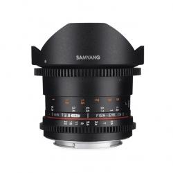 Samyang 8mm T3.8 Vdslr Umc Fisheye Cs Ii - Fujifil