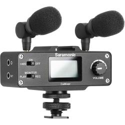 Saramonic Camixer - Preamp & Mixer Audio Pentru Ds