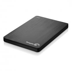 Seagate Slim Portable 500gb - Hdd Extern 2.5 Cu Usb 3.0 - Negru