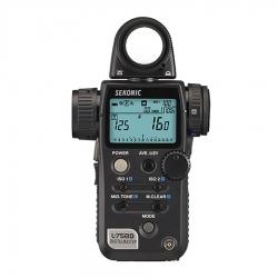 Sekonic L-758d Digitalmaster - Exponometru / Flash