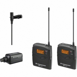 Sennheiser Ew 100-eng G3 - Kit Wireless Cu Lavalie
