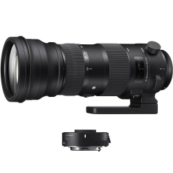Sigma 150-600mm F/5-6.3 Os Nikon [s] Kit Sigma Tc-