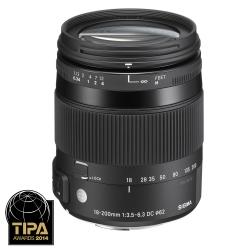 Sigma 18-200mm F3.5-6.3 Dc Macro Os Hsm Canon Ef C