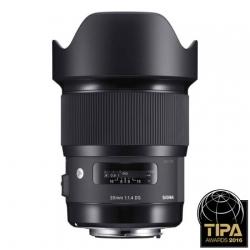 Sigma 20mm F/1.4 Dg Hsm - Montura Nikon [a]
