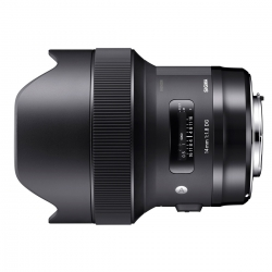 Sigma Obiectiv 14mm F/1.8 Dg Hsm Art - Montura Can