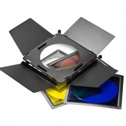 Sistem Voleti  Filtre Colorate Si Grid  20cm