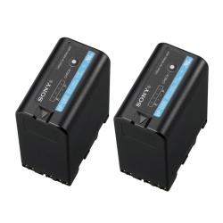 Sony 2bp-u60 - Set 2 Acumulatori
