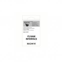 Sony Cbkz-fs5rif - Cod Upgrade Firmware Raw Sony P