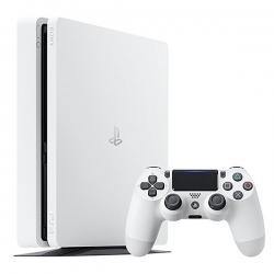 Sony Consola Ps4 Slim  500gb - Alb