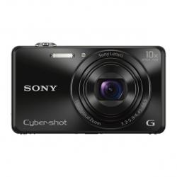 Sony Dsc-wx220 Negru - Aparat Foto Compact Cu Wi-f