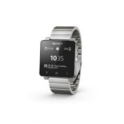 Sony Sw2 - Smartwatch Business Edition Metalic Silver Rs125025233-1