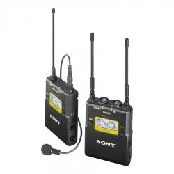 Sony Uwp-d11/k33 - Kit Lavaliera  Transmitator Si Receptor Wireless