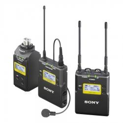 Sony Uwp-d16/k33 - Kit Lavaliera  2 Transmitatoare Si Receptor