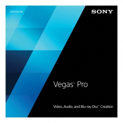 Sony Vegas Pro 13 - Single User Box