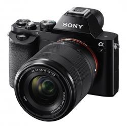 Sony A7 Kit Fe 28-70mm F/3.5-5.6 Oss - 24.3mpx Ful