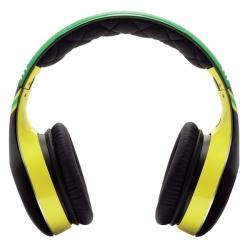 Soul Sl300 Elite Jam Hd - Casti On-ear  Negru/verd