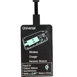 Star Receptor Incarcare Wireless Pentru Android  Negru