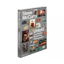 Steve Mccurry Untold: The Stories Behind The Photo