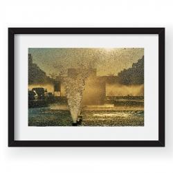 Light Fountain - Tablou 40x60cm Vlad Eftenie 06