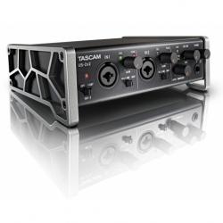 Tascam Us-2x2 - Interfata Audio Usb Cu 2 Intrari Xlr/trs  Phantom Power
