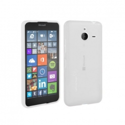 Tempered Glass - Husa Slim Microsoft Lumia 640xl