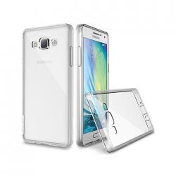 Tempered Glass - Husa Slim Samsung Galaxy A7