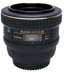 Tokina Af 35mm F/2.8 At-x Pro Dx Pt Canon Eos - Rs