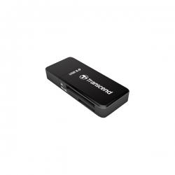 Transcend Rdf5k - Cititor Card Usb 3.0 Pentru Sd/m