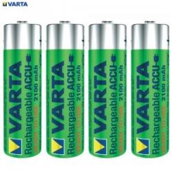 Varta - Baterii Reincarcabile Aa R6  2100 Mah  Bli