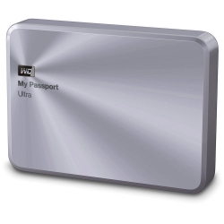 Western Digital My Passport Ultra Metal Edition -