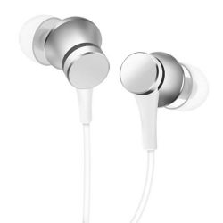 Xiaomi Mi Piston - Casti In Ear  Argintiu
