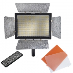 Yongnuo Yn600 Ii Led Video Light 3200-5500k - Radi