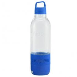 Yuppi Love Tech Sport 4 - Sticla Inteligenta Cu Boxa Bluetooth Incorporata  Albastru