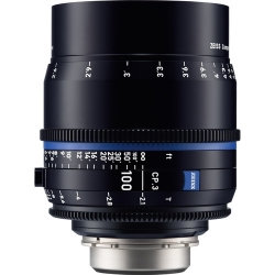 Zeiss Cp.3 100mm T2.1 - Montura Pl