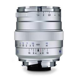 Zeiss Distagon T* 35mm F/1.4 Zm Argintiu - Montura
