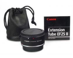 Canon Ef 25 Ii - Tub Extensie / Macro (25mm) Pentr